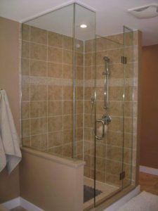 CUSTOM SHOWER 1