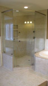 custom shower 12