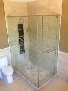 custom shower 6