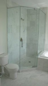 custom shower 7
