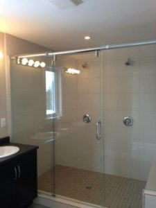 custom shower 9